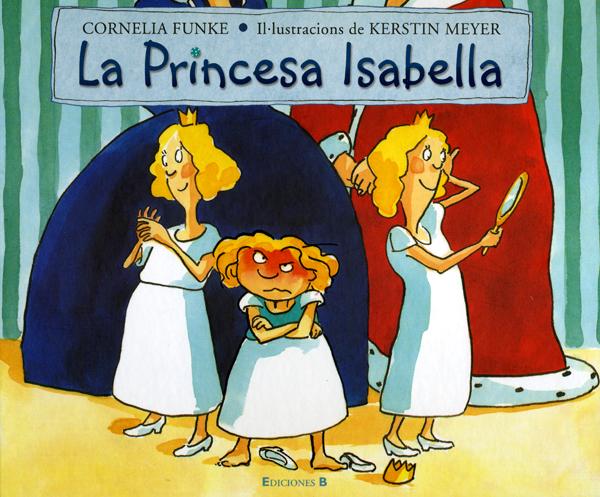 la princesa isabella